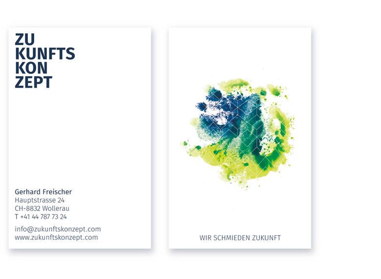 visitenkarte-corporate-design-zukunftskonzept